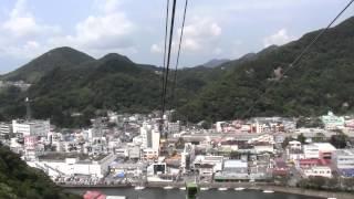 「夏色キセキ」下田ロープウェイ アナウンス・登り.MTS 夏色キセキ 検索動画 45