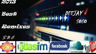Dj Soso-Best 2013 Remixes