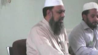 Rizvi mufthi in Crawly - UK part 1