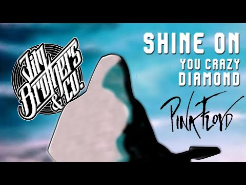Pink Floyd: Shine on you crazy diamond. Desde nuestras casas.