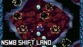 NSMB Shift Land • New Super Mario Bros. Hack