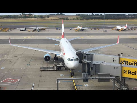 TRIPREPORT | AUSTRIAN AIRLINES (ECONOMY) | B767-300ER | VIENNA - WASHINGTON |