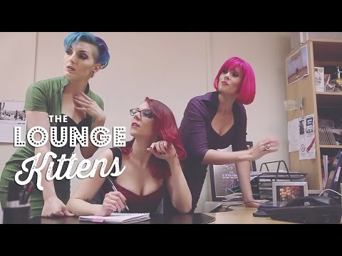 The Lounge Kittens - Dirty Deeds Done Dirt Cheap (AC/DC Cover - Official Video)