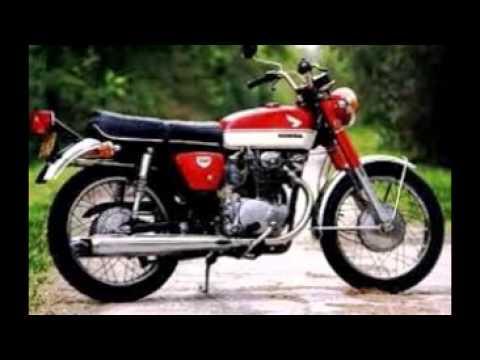 Gambar Motor Cb Klasik Modifikasi