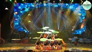 Múa ô - Múa dân tộc Mông - Những bông hoa xuân - Múa dân tộc Việt Nam - Múa ô đẹp.