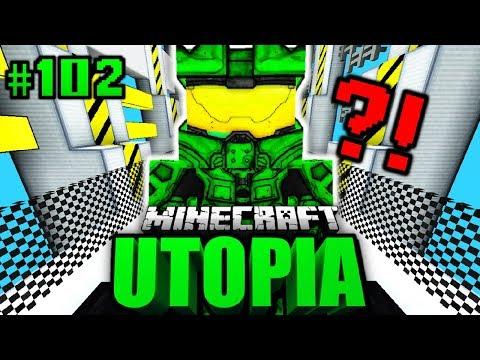 HAT NOX ÜBERLEBT?! - Minecraft Utopia #102 [Deutsch/HD]