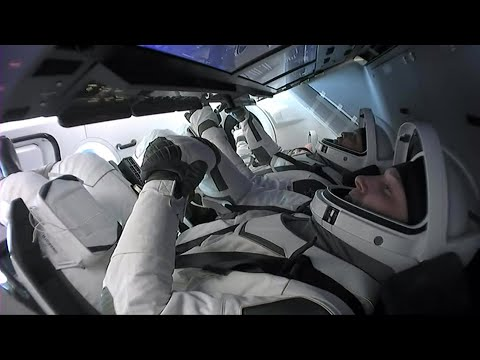 SpaceX Crew-1's return to Earth - See the highlights