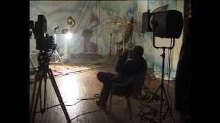 "Съемки фильма М. Беберашвили ""Глаз бабочки"" (backstage)"