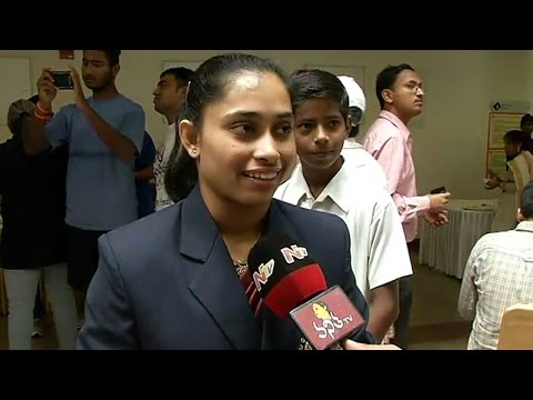 Face to Face Interview with Gymnast Deepa Karmakar || Vanitha TV