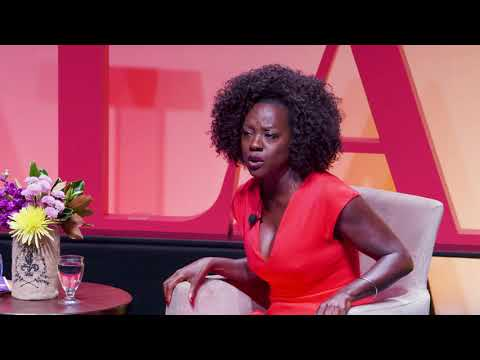 ALA Annual 2018 - Viola Davis on Developing the 'Habit' of B