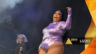 Gambar cover Lizzo - Juice (Glastonbury 2019)