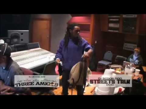 Dj Scoob Doo - Three Amingos (Lil Wayne) Part 1/2