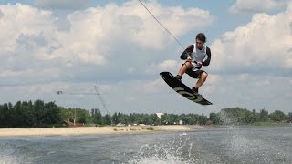The best water for wakeboarding ever!