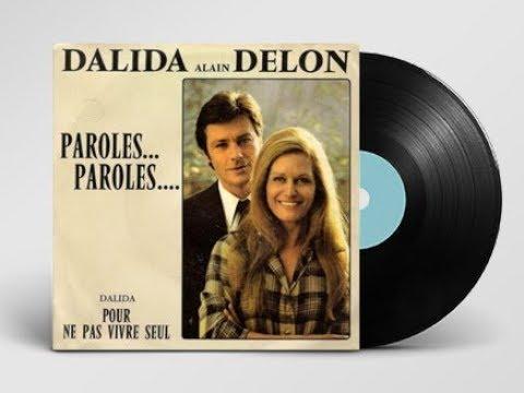 Paroles, Paroles - Dalida & Alain Delon - Guitar Cover