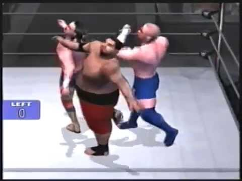 Royal Rumble Challenge - WWE Smackdown: HCTP PS2