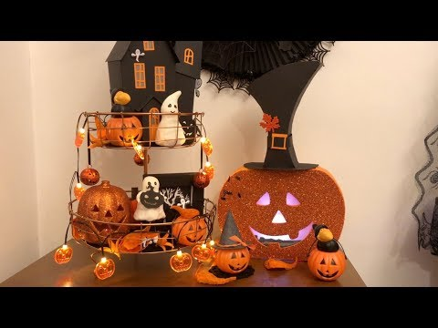 Halloween Cardboard Jack o' Lantern DIY 2018 |Hello Autumn, Goodbye Summer! #12