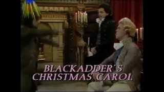 Christmas on BBC1 1988 comedy