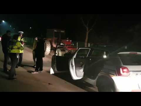 Verificări După Un Accident Mortal Cu șofer Fugar, Iași