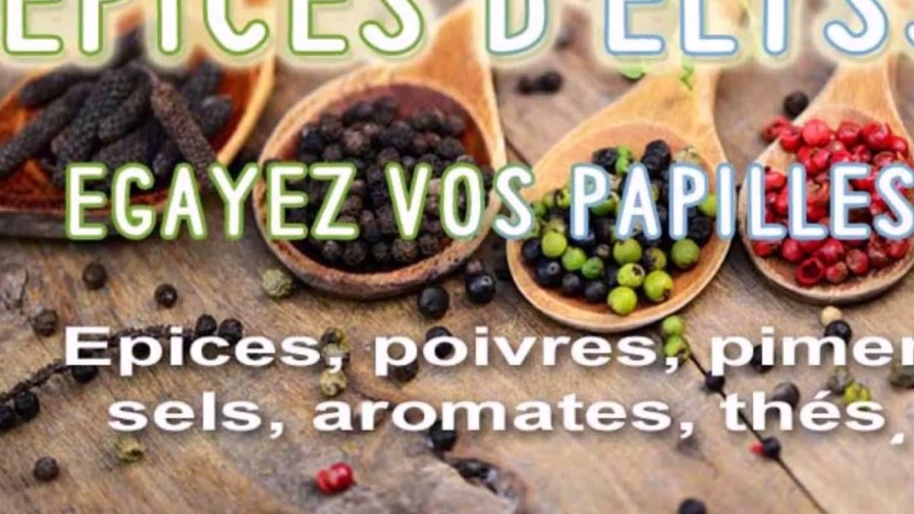 Epices delysse - Le palais des épices et poivres du monde à votre ...