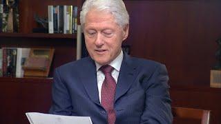 George H.W. Bush's letter to Bill Clinton