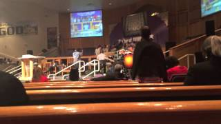 He keep on blessing me - New Birth Baptist Church Miami