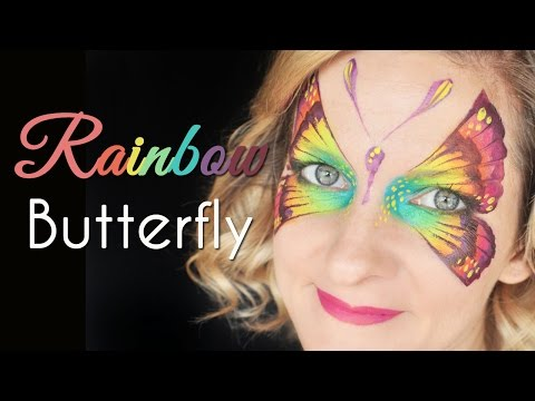 Rainbow Butterfly by Artist Rep. Mandy Moody