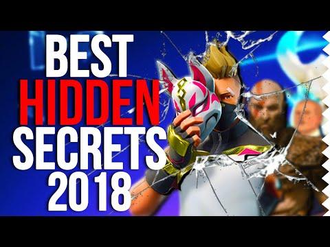 Best Easter Eggs Hidden in Video Games 2018