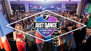 Just Dance World Cup Announcement!