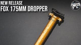 Fox Transfer 175mm Dropper Post - Length Matters!