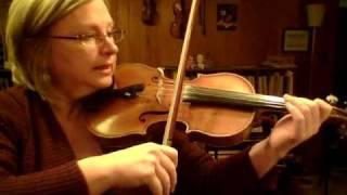 Angels We Have Heard on High for Beginner-Intermediate  Violin