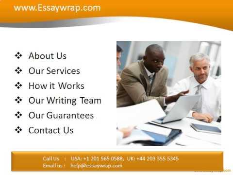 Custom Essay Writing Service - Essay Wrap can simplify your studies!