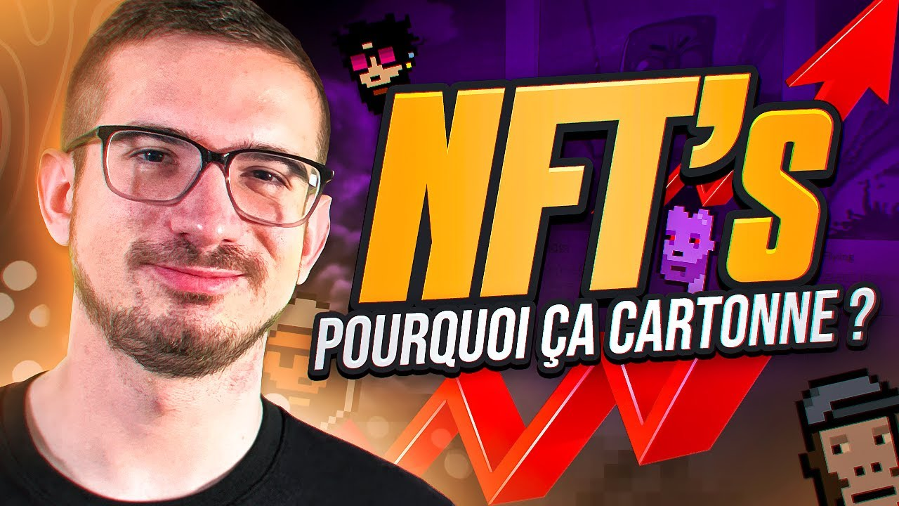 Download LES NFT : POURQUOI ÇA CARTONNE ? TOUT SAVOIR SUR LES NFT !