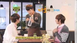 100% [재활용송] @SBS Inkigayo 인기가요 20121209