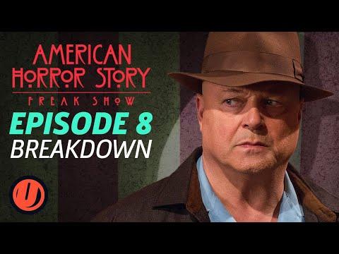 AHS: Freak Show - Episode 8