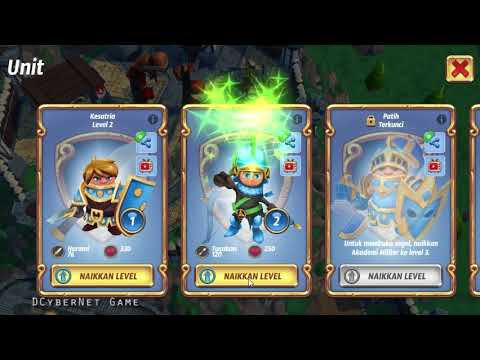 Royal Revolt 2 Gameplay #1 ANDROID GAME