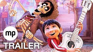 Coco Trailer German Deutsch (2017) Disney Pixar