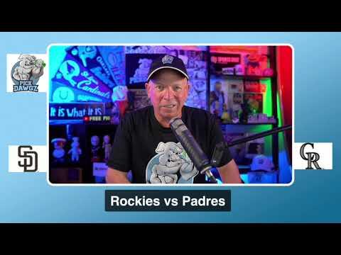 Colorado Rockies vs San Diego Padres Free Pick 8/31/20 MLB Pick and Prediction MLB Tips