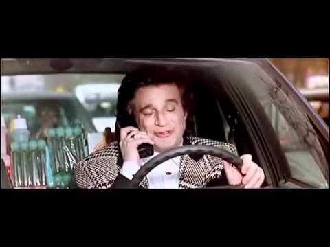 Anni '90 Scena Christian De Sica  - Nadia Rinaldi (telefonata in auto)