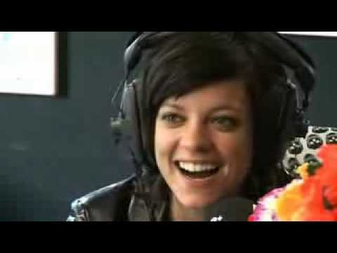 YouTube- Lily Allen Interview.