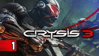 Crysis 3 Walkthrough - Part 1 Post-Human PC Ultra Let