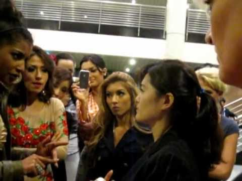 Miss Asia Pacific World 2011 Fiasco: Contestants confront Korean pageant staffer at hotel