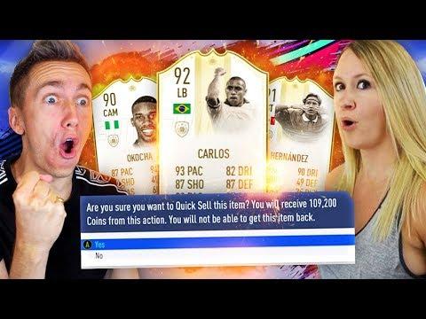 FIFA 19 ICON SEARCH AND DISCARD