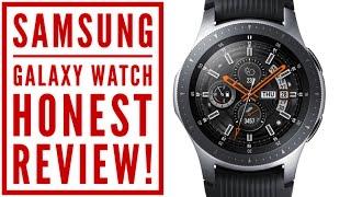 Samsung Galaxy Watch HONEST Review!