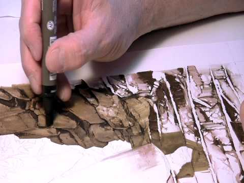 Masters of Art - Markers with Jeff Preston DVD trailer 3