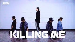 ikon killing me dance practice mirrored Mp4 HD Video WapWon