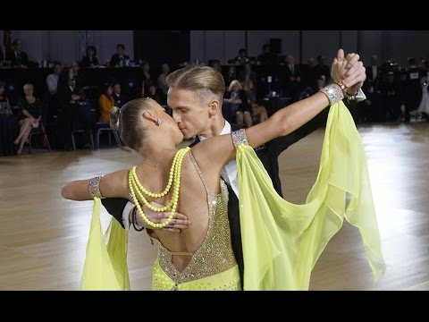 World DanceSport Federation /Dance Sport BC presents SnowBall Classic 2015  Part 3