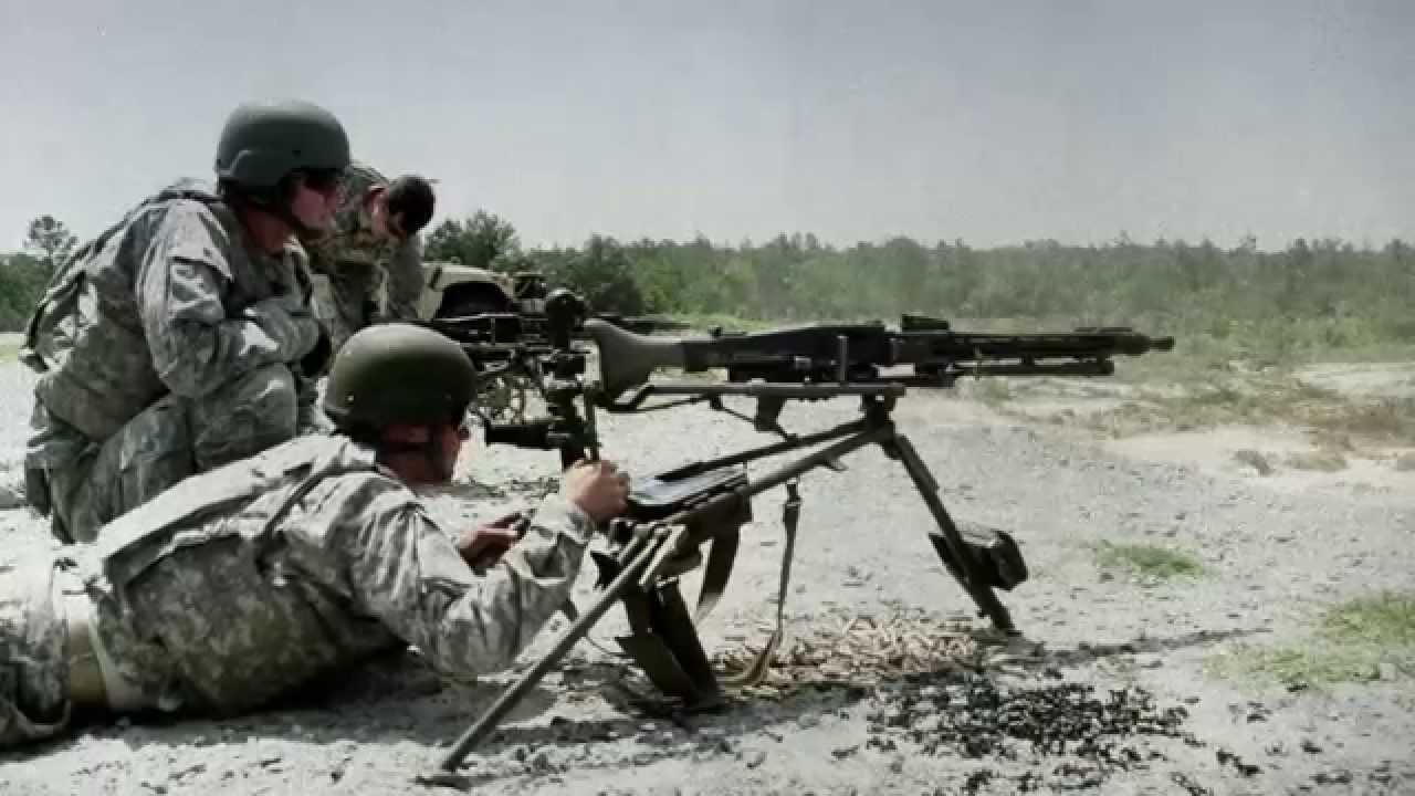 MG74 Machine Gun