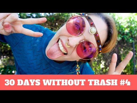 30 DAYS WITHOUT GENERATING TRASH #4 Q&A | Challenges