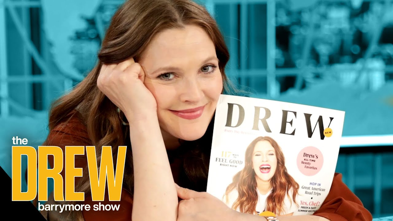 DREW Magazine is available nationwide!