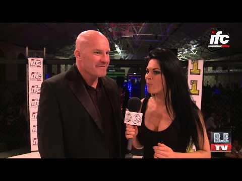 Monica Harris interviews Ian 'The Machine' Freeman